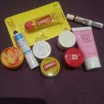 Dry lip savers