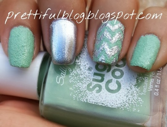 Sour Apple Sally Hansen