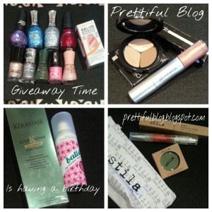 Prettiful Blog Giveaway