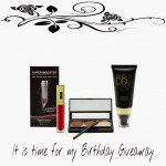 It's my Birthday! And time for a Giveaway!