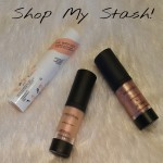 Shop My Stash- Smashbox and The Body Shop