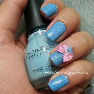 Sinful Cinderella Swatch