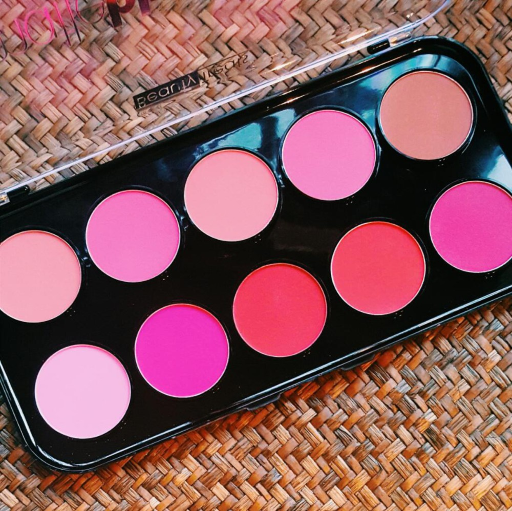 Beauty Treats Matte Blush Palette