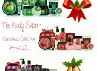 The Body Shop Christmas Collection 2015