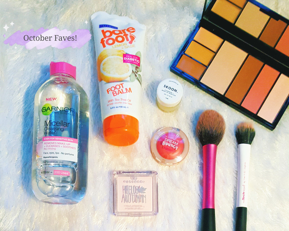 October Favourites Prettiful Blog