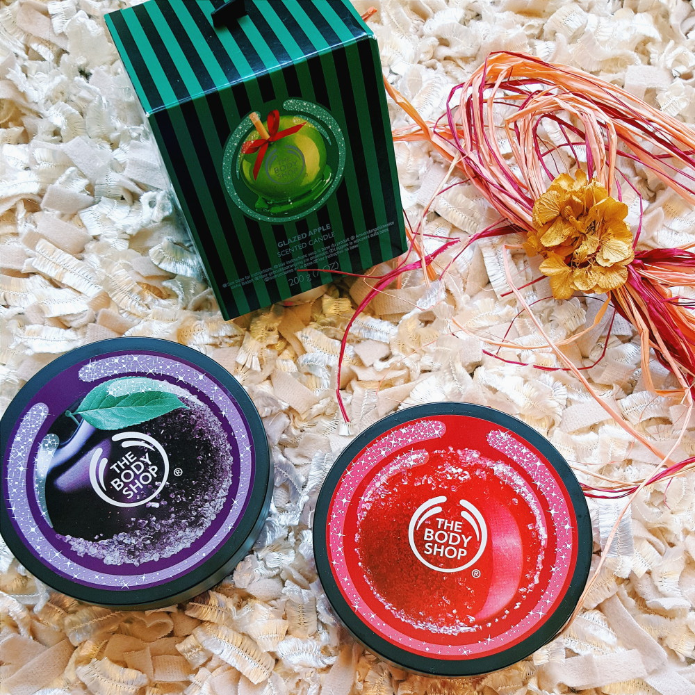 The Body Shop Holiday 2015