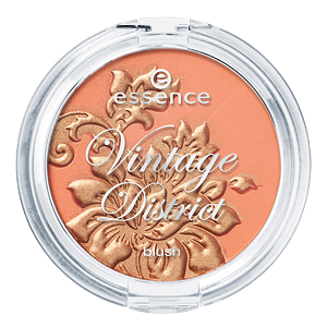Essence Vintage District Blush Review and Swatch