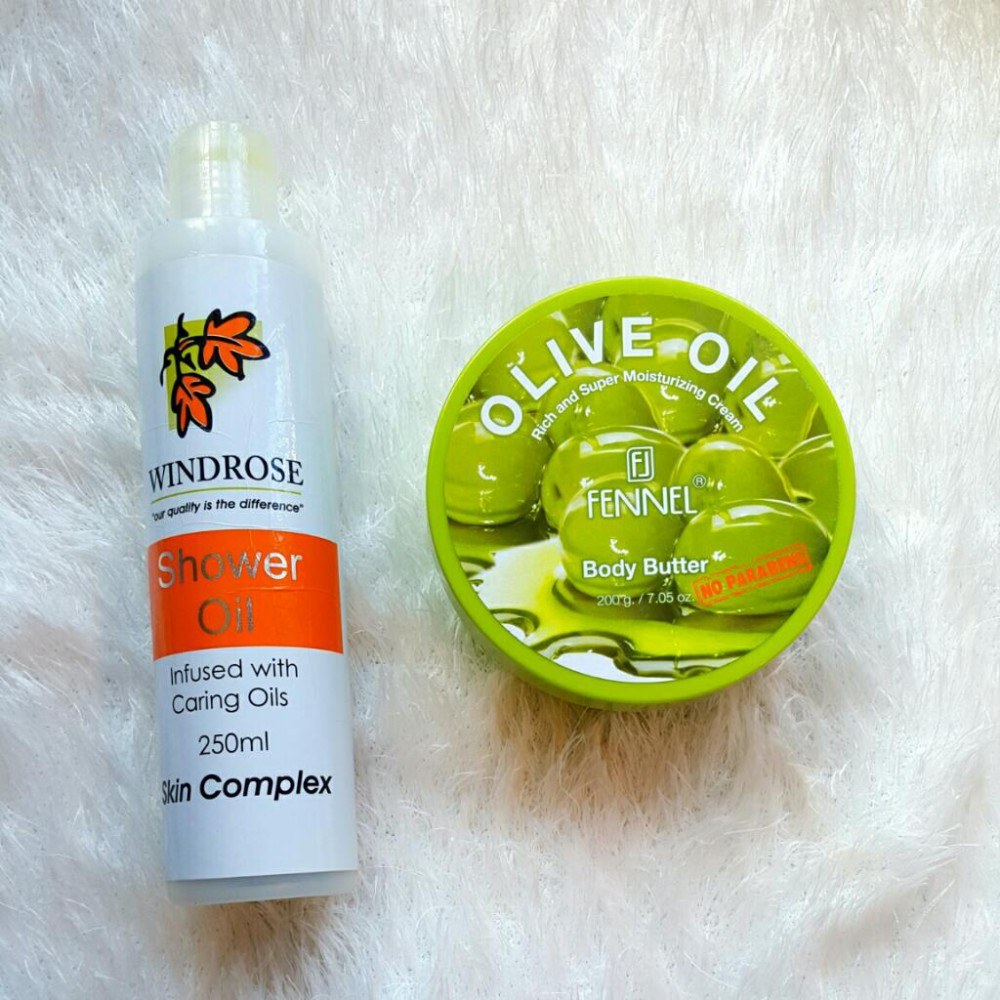 Fennel Olive Oil Body Butter Review