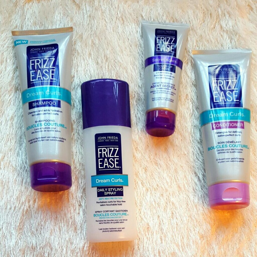 John Frieda Frizz Ease Dream Curls South Africa