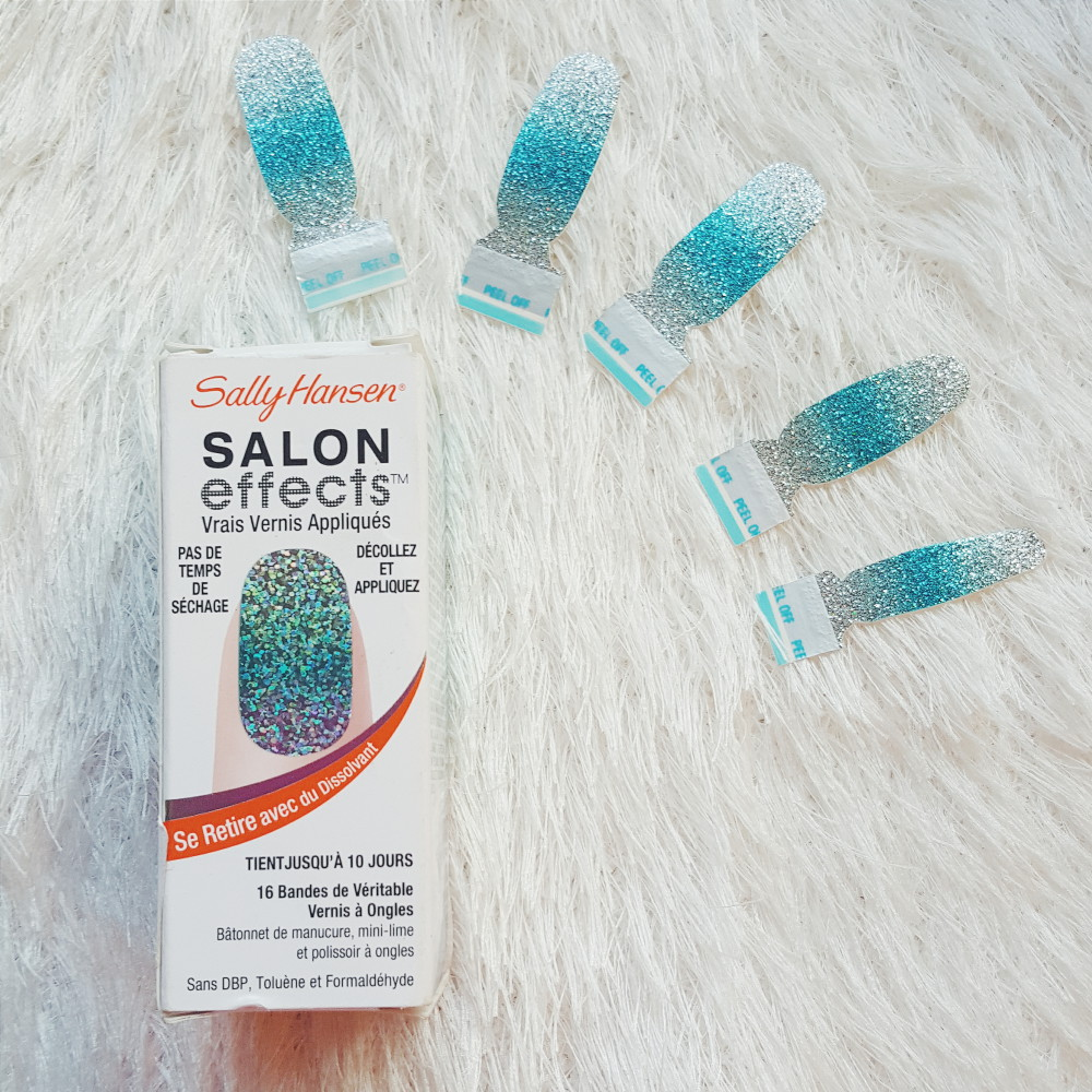 Sally Hansen Salon Effects Mani