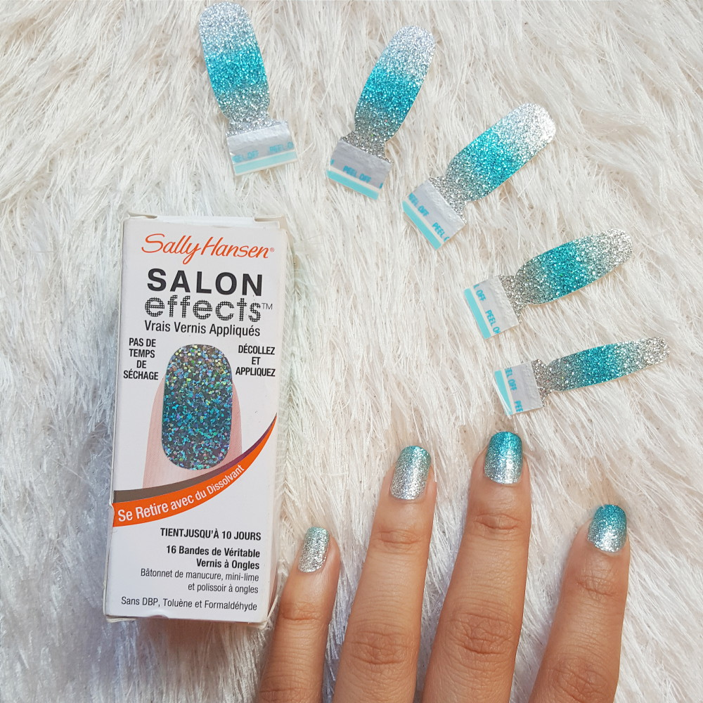 Sally Hansen Salon Effects Mani Crowd Surfer
