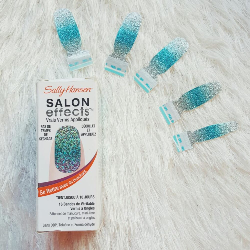 Sally Hansen Salon effects Review