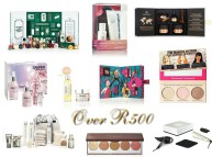 Over R500 Christmas Beauty Gift Guide South Africa