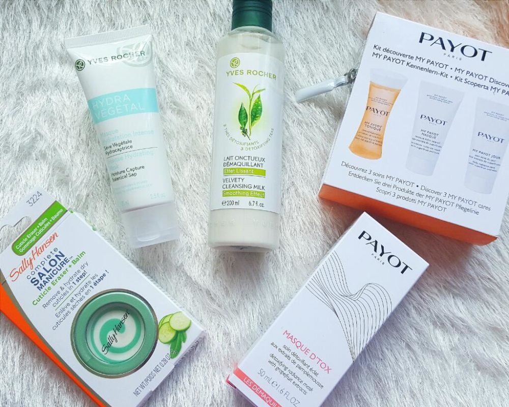 Payot Mask Review