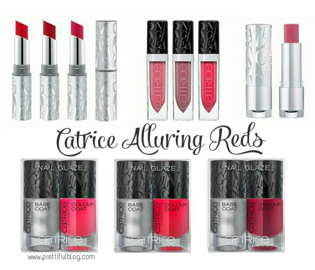 Catrice Alluring Reds Preview South Africa