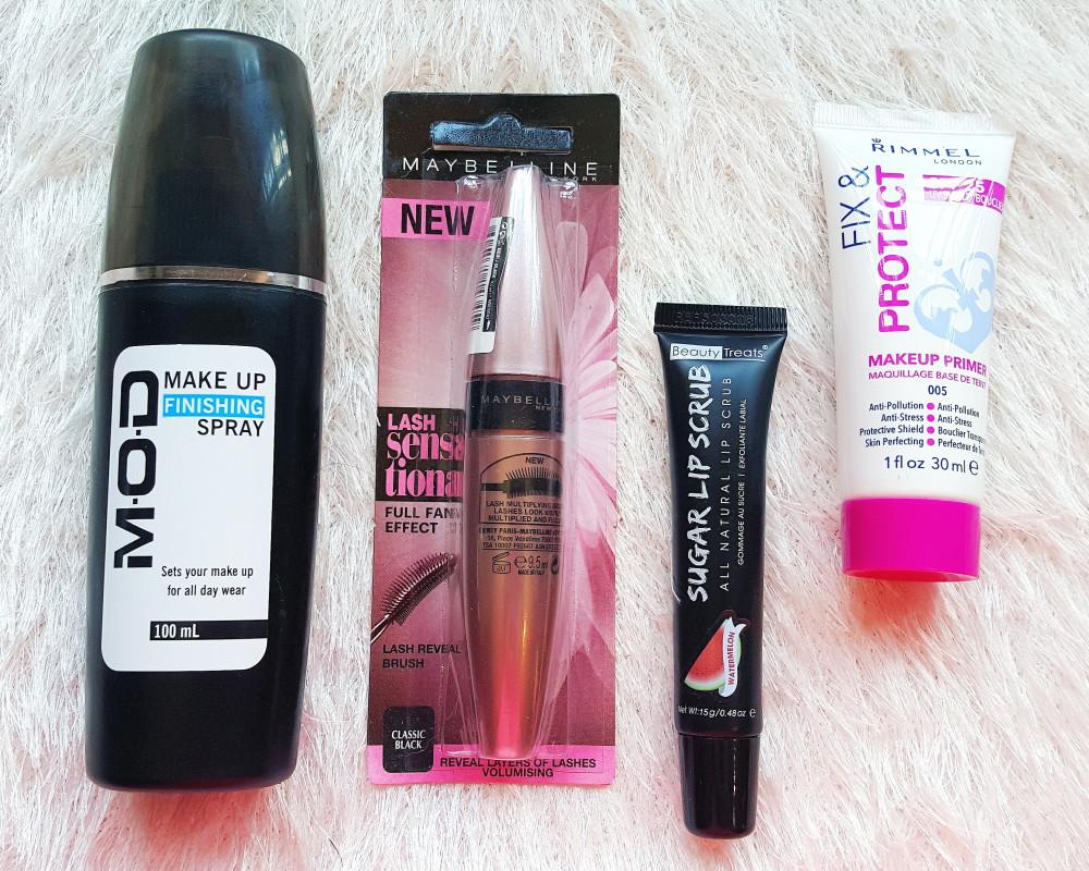 Mod Makeup Setting Spray Review