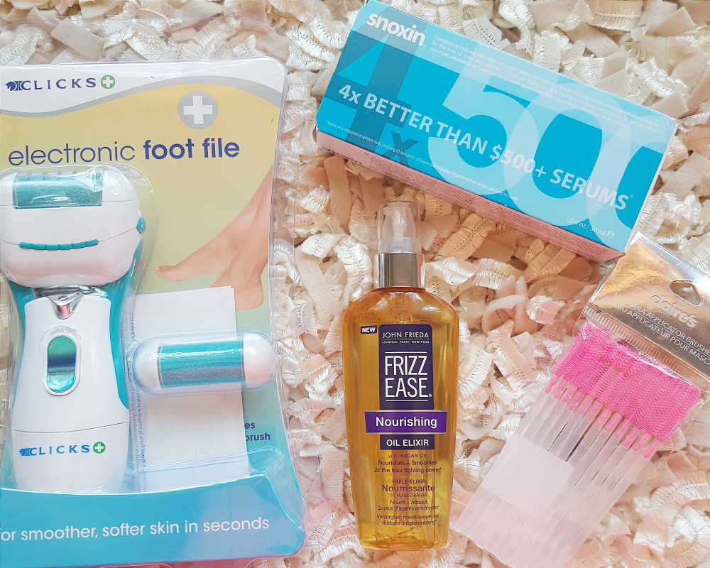Clicks Electronic Foot File Review