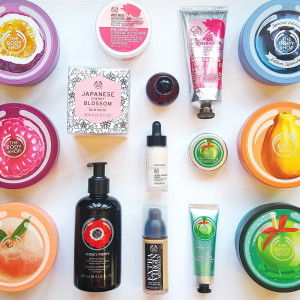 The Body Shop South Africa Haul