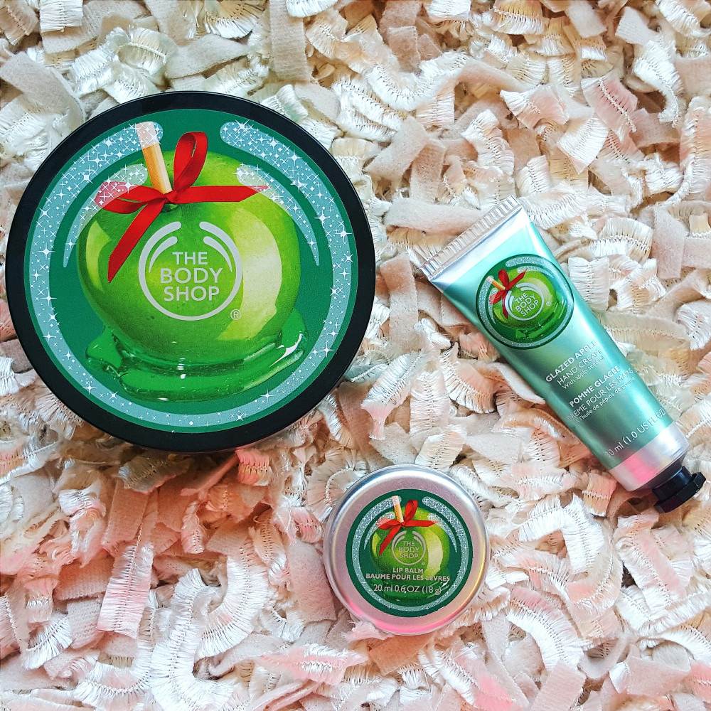 The Body Shop Glazed Apple Review