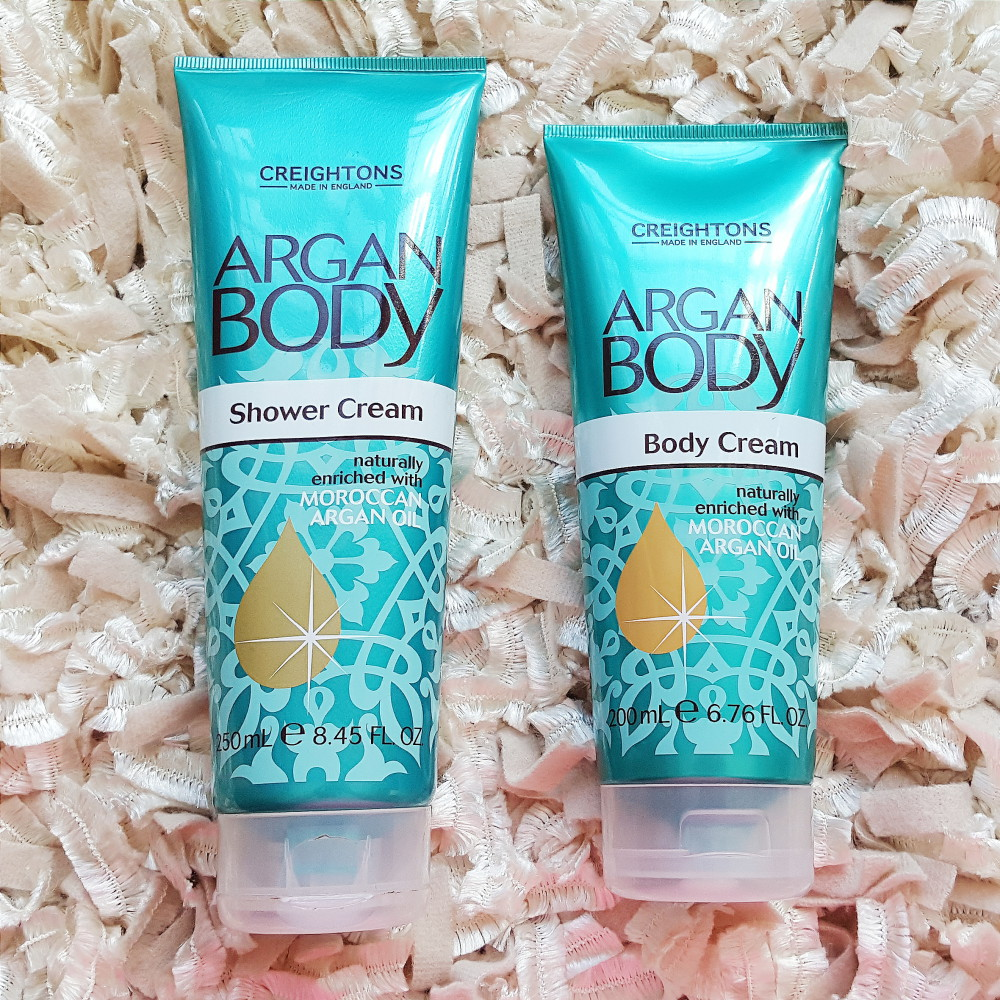 Creightons Argan Body Cream Review