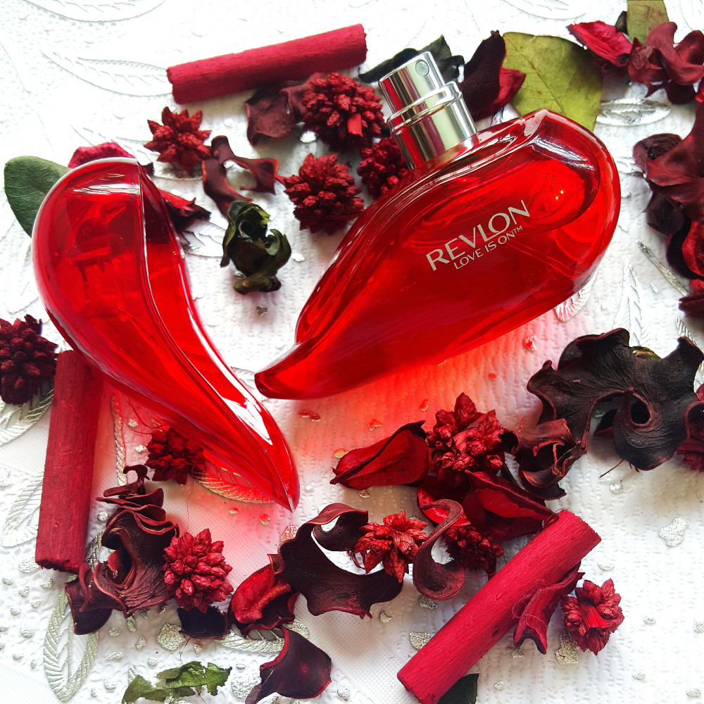 Revlon Love is On Perfume