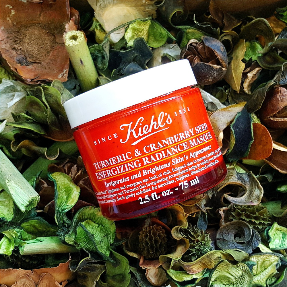 Kiehls Turmeric and Cranberry Seed Energizing Radiance Masque