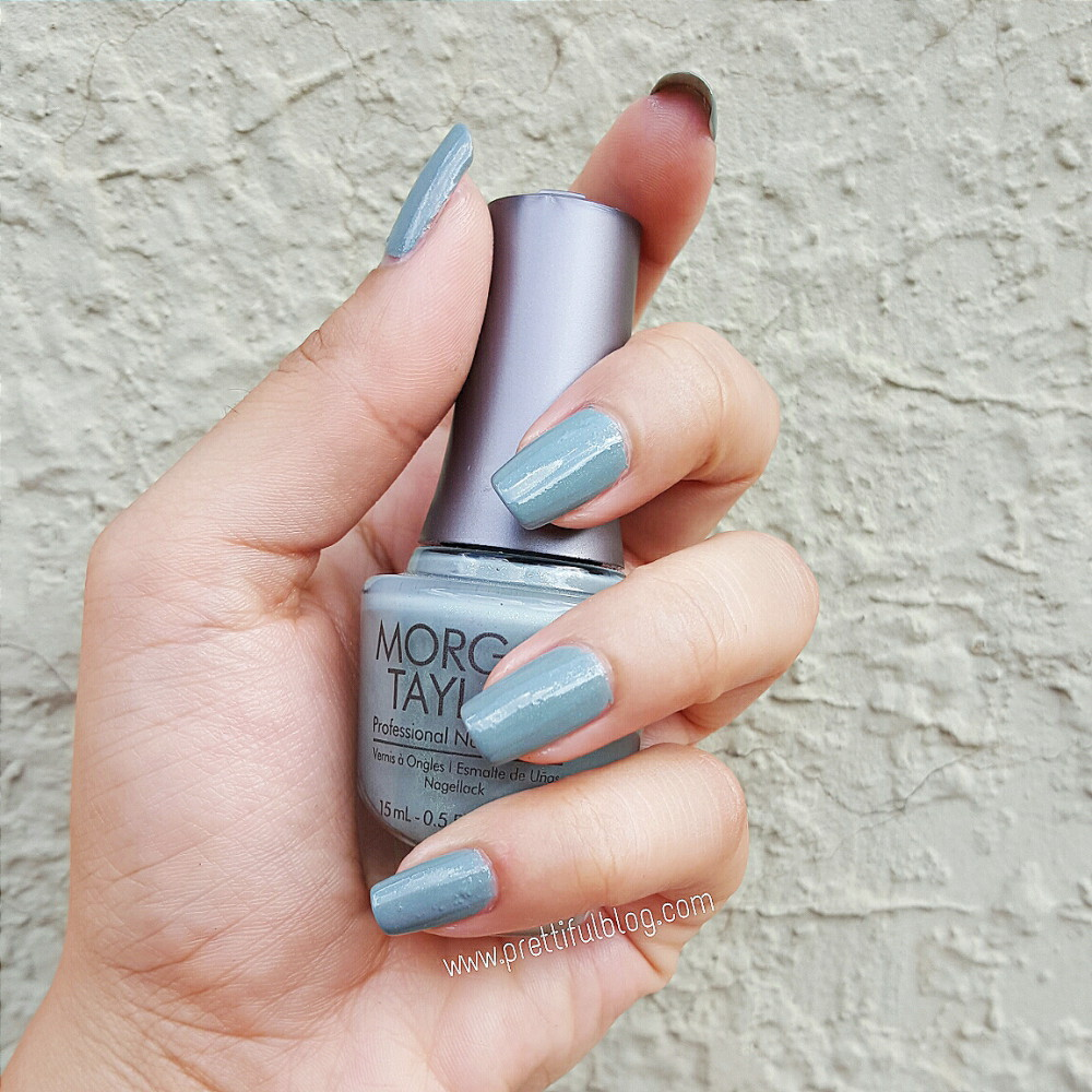 Morgan Taylor Holy Cow Girl Review and Swatch