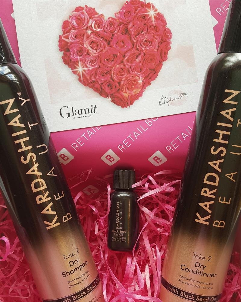 Retail Box Secret Box 23 Kardashian Hair