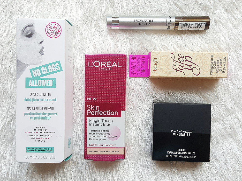 Prettiful Blog Haul South African Beauty Blogger