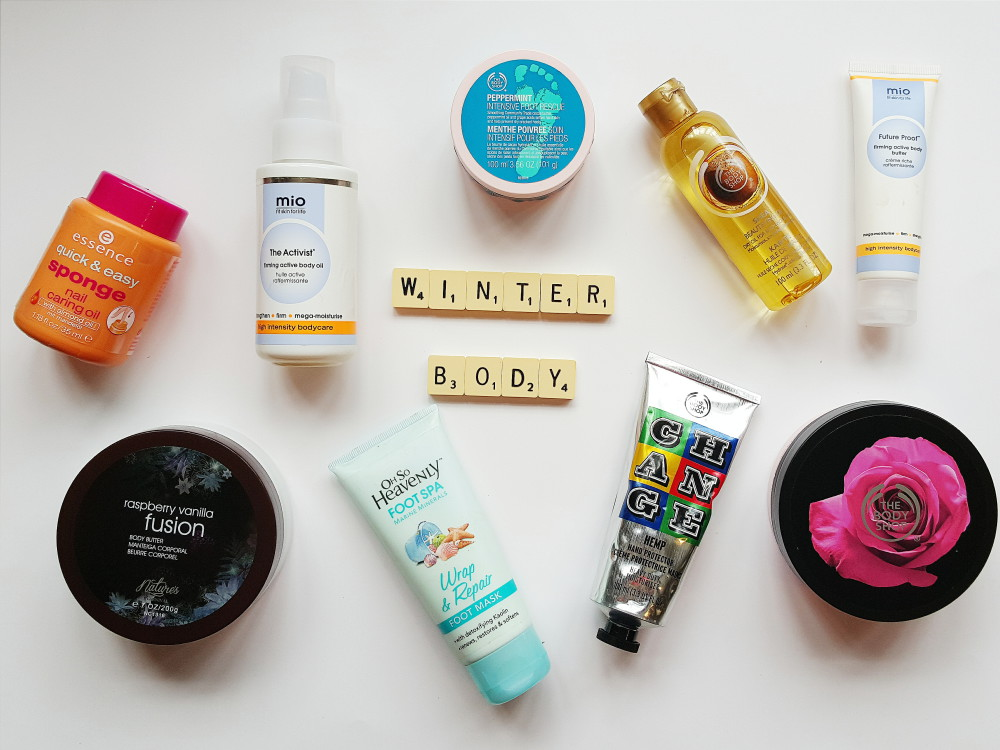 Winter Beauty Blogger Favourites