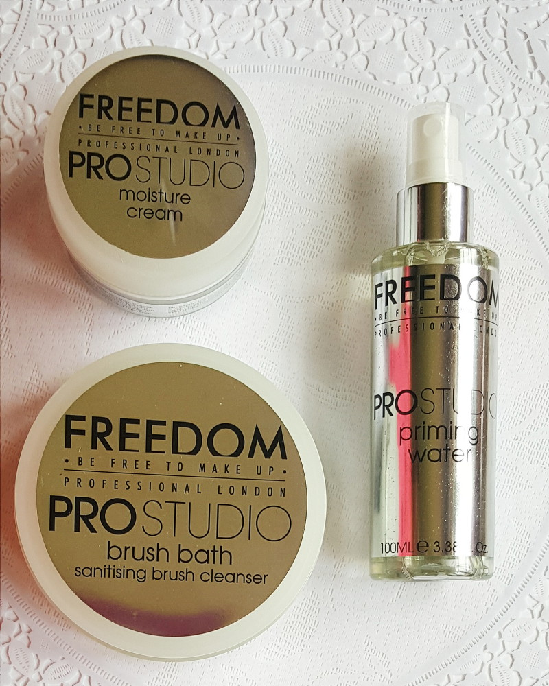 Freedom Solid Brush Cleanser Review
