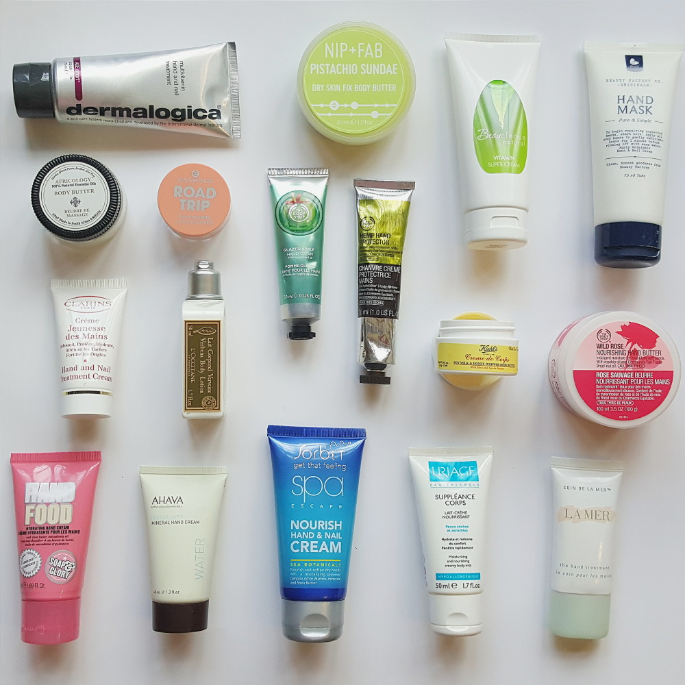 Best hand cream for dry hands and cuticles