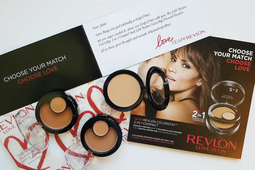 Revlon South Africa 2 in 1