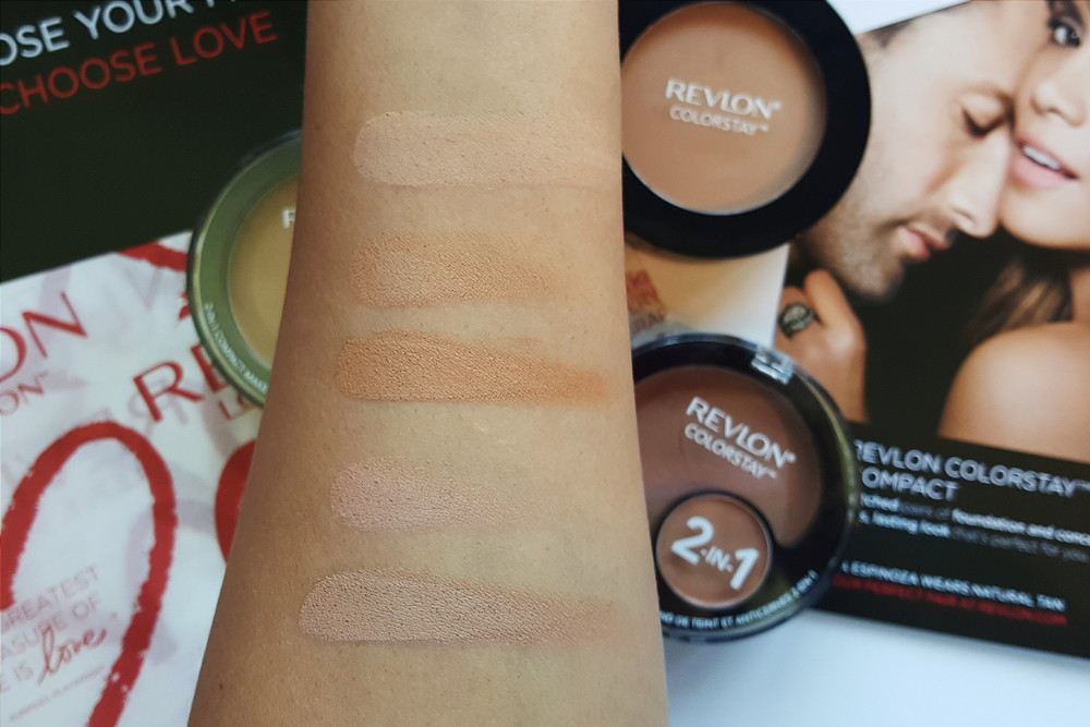 Revlon Foundation and concealer