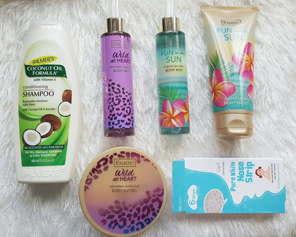 Prettiful Blog SOuth African Beauty Blog Haul