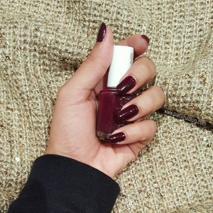 essie south africa in the lobby review