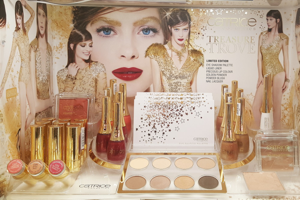 Catrice Treasure Trove Review and Swatches South Africa
