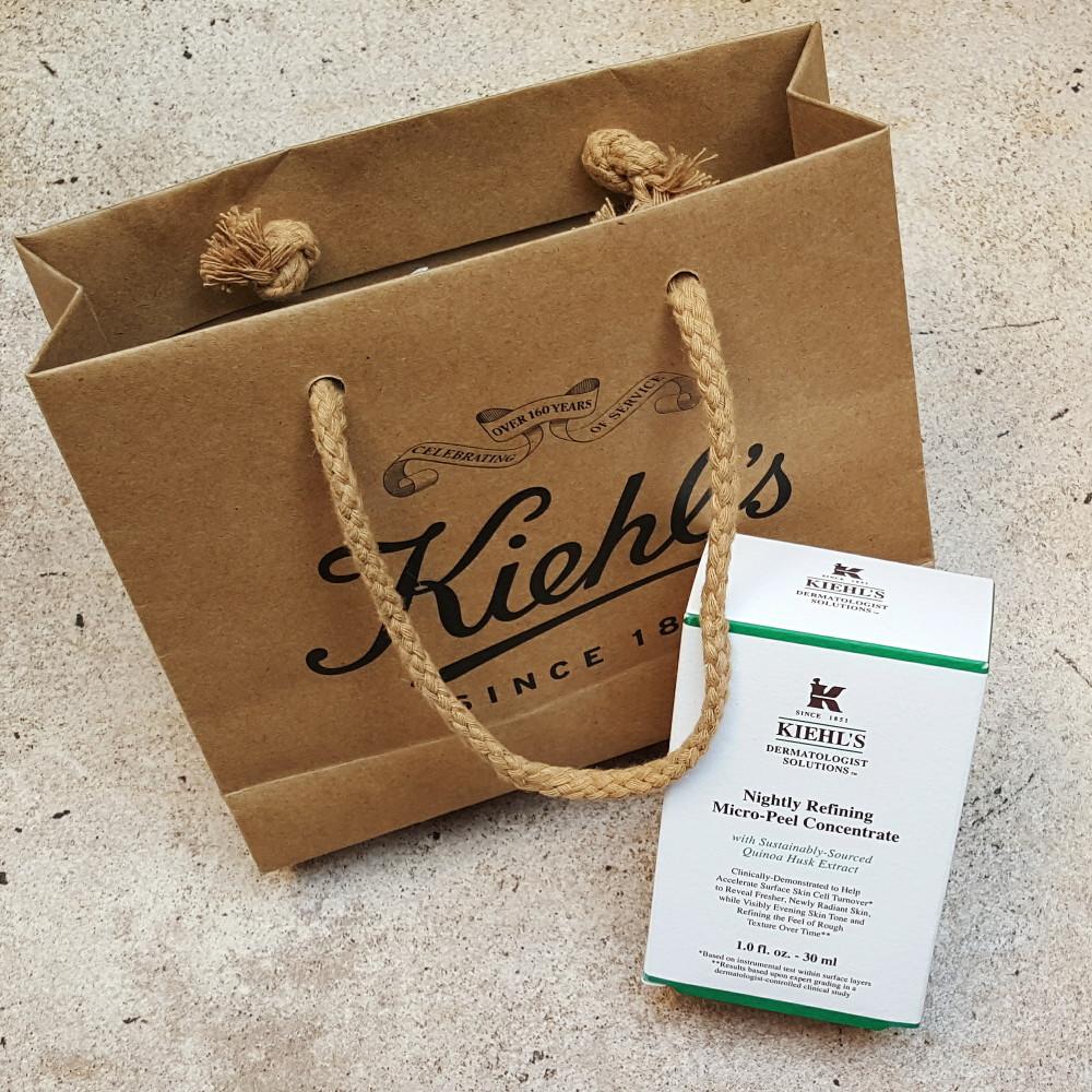 Kiehls Micro Peel Concentrate