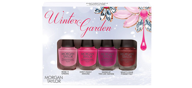 Morgan Taylor Winter Garden Winter Collection 2016