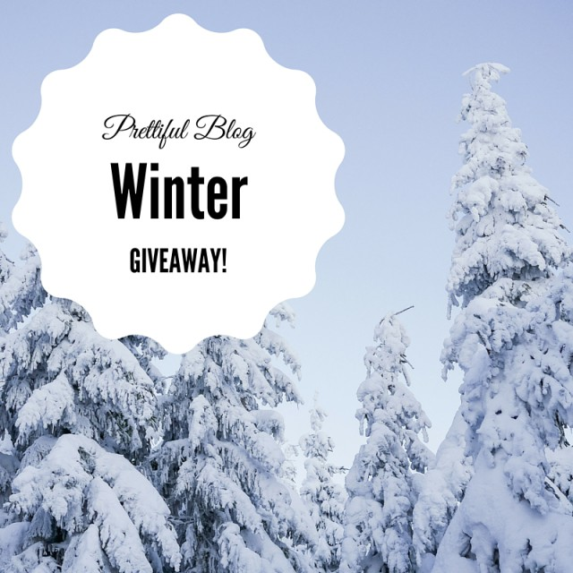 Prettiful Blog Winter Giveaway
