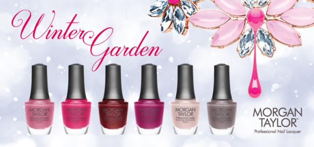 Morgan Taylor Winter Garden Collection 2016