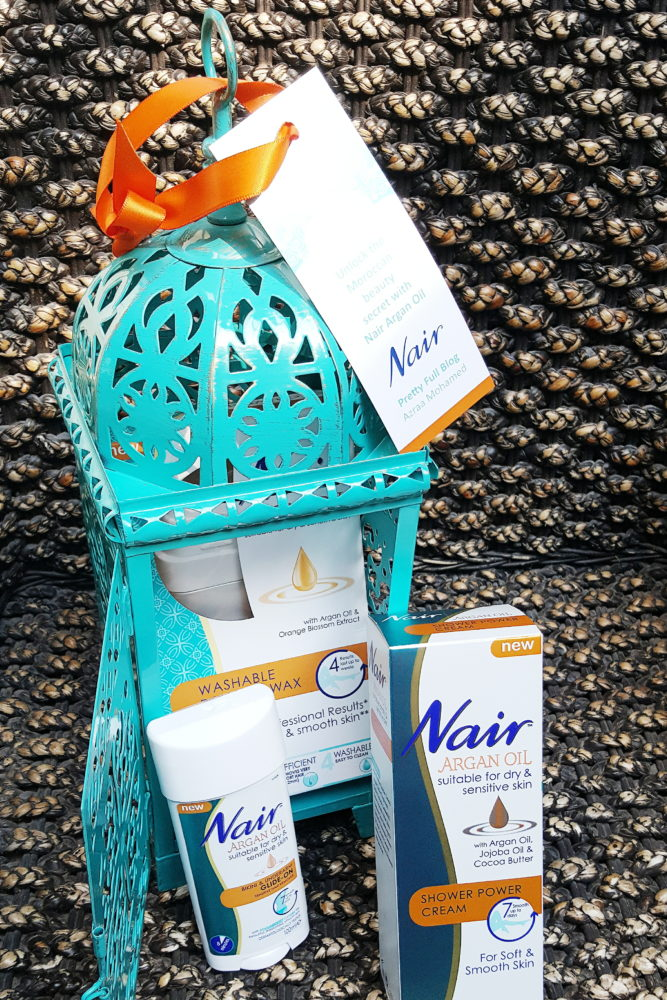 Nair Argan Range Review