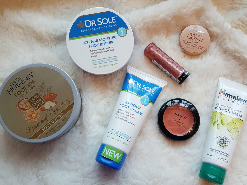 June Beauty Haul