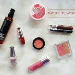 May Beauty Favourites!