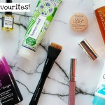 July Beauty Favourites!