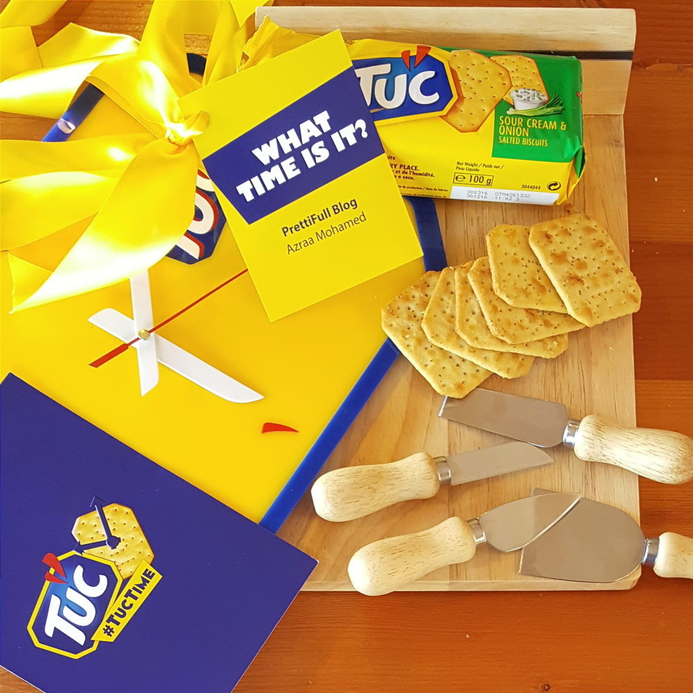 New TUC Biscuits