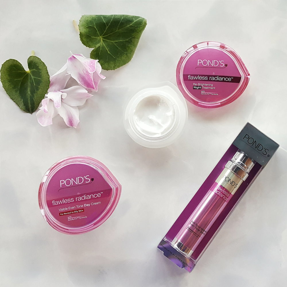 Ponds Flawless Radiance Review
