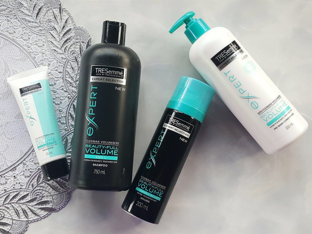 Tresemme Reverse Hair Wash System Review