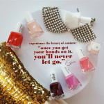 essie Gel Couture review and swatches