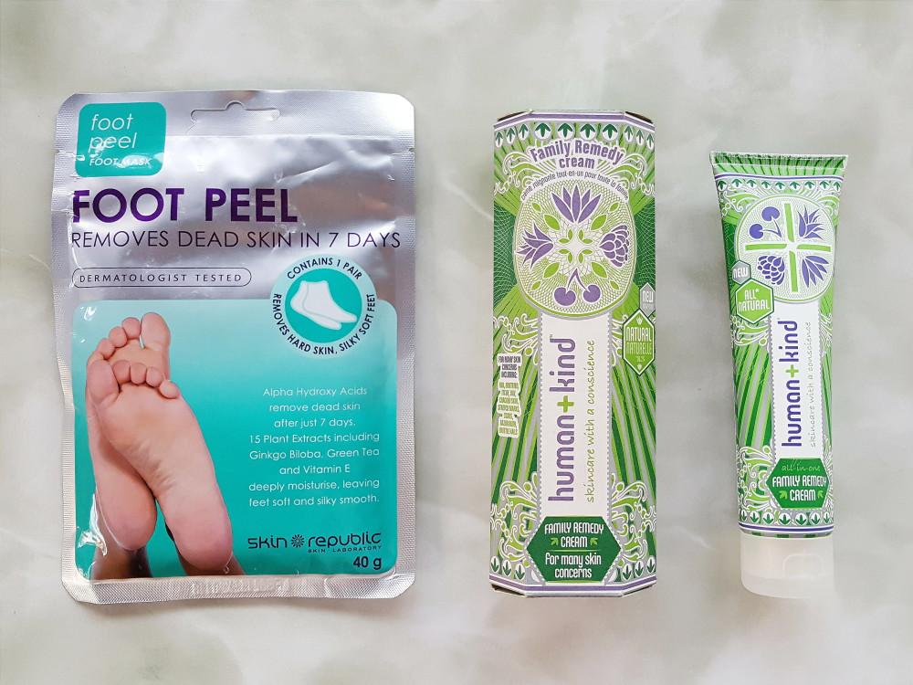 Sknlogic Foot Peel Review